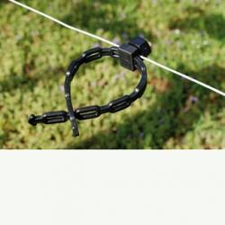 Drahtverschluss mit Kettenband