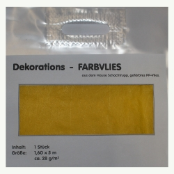 Dekorations- Hobby-Farbvlies