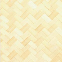 Bambus-Dekoplatten (Flechtplatten)