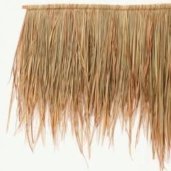 Dachgeflecht aus Stroh