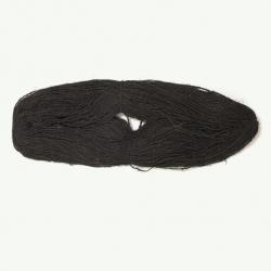 Kokosgarn schwarz