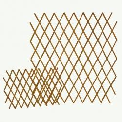 Scherengitter aus Tonkinrohr (Spaliere)