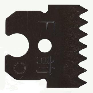Ersatzmesser für Modell MAX HT-R